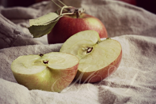 Cut Apples NST